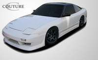 1989-1994 Nissan 240SX HB Couture Hiro Body Kit - 4 Pieces