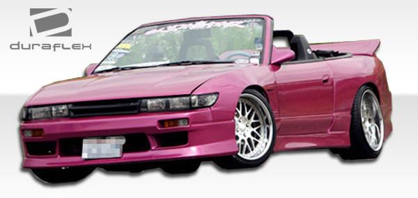 1989-1994 Nissan 240SX S13 Duraflex V-Speed Conversion Kit