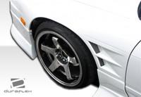 1989-1994 Nissan Silvia S13 Duraflex D-1 Sport Fenders