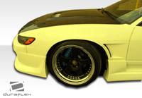 1989-1994 Nissan Silvia S13 Duraflex M-1 Sport Fenders