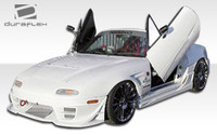 1990-1997 Mazda Miata Duraflex VX Body Kit - 4 Pieces