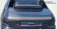 1991-1995 Toyota MR2 Carbon Creations Carbon Fiber OEM Trunk -