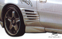 1991-1995 Toyota MR2 Duraflex C-5 Air Scoop - Passenger's Side