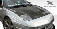 1991-1995 Toyota MR2 Duraflex Euro Light Conversion Housings - 2 Pieces