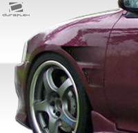 1992-1995 Honda Civic 2DR / HB Duraflex GT Concept Fenders - 2 Pieces