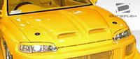 1992-1995 Honda Civic 2DR HB Duraflex Spyder Hood -