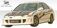 1992-1995 Honda Civic HB Duraflex J-Spec Body Kit