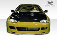 1992-1995 Honda Civic HB Duraflex Spoon Style Body Kit - 4 Pieces