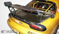 1993-1997 Mazda RX-7 Carbon Creations Carbon Fiber OEM Trunk