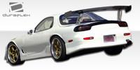 1993-1997 Mazda RX-7 Duraflex V-speed style sideskirts