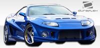 1993-1998 Toyota Supra Duraflex Conclusion Wide Body Body Kit - 11 Pieces