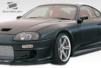 1993-1998 Toyota Supra Duraflex Demon Fenders - 2 Pieces