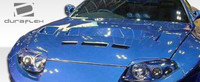 1993-1998 Toyota Supra Duraflex Predator Hood -