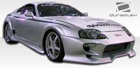 1993-1998 Toyota Supra Duraflex Vader Body Kit - 5 Pieces
