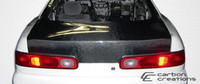 1994-2001 Acura Integra 2DR Carbon Creations Carbon Fiber OEM Trunk -