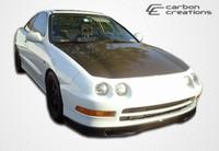 1994-2001 Acura Integra Carbon Creations Carbon Fiber OEM Hood -