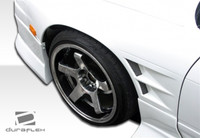 1995-1996 Nissan 240SX Duraflex D-1 Sport Fenders