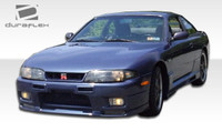 1995-1996 Nissan 240SX Duraflex R33 Body Kit - 4 Pieces