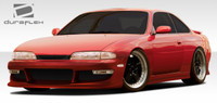 1995-1996 Nissan 240SX Duraflex WX-9 Body Kit