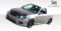 1996-1998 Honda Civic 4DR Duraflex C-1 Body Kit