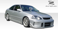 1996-1998 Honda Civic HB Duraflex JDM Buddy Body Kit - 4 Pieces