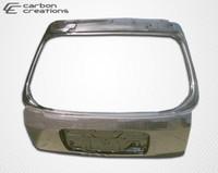 1996-2000 Honda Civic HB Carbon Creations Carbon Fiber OEM Trunk -