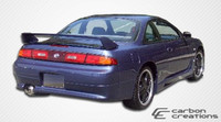 1997-1998 Nissan 240SX Duraflex R33 Body Kit - 4 Pieces