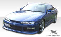 1997-1998 Nissan 240SX Duraflex V-speed 2 Body Kit