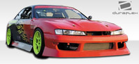 1997-1998 Nissan 240SX Duraflex V-Speed Body Kit