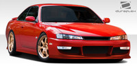 1997-1998 Nissan 240SX Duraflex WX-9 Body Kit