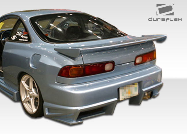 Furious Customs Acura Integra DR Duraflex Bomber Body - Body kits for acura integra