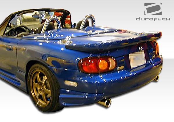 Furious Customs | 1998-2005 Mazda Miata Duraflex Bomber Body Kit - 5 ...