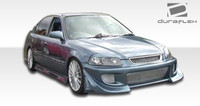 1999-2000 Honda Civic 2DR Duraflex Blits Body Kit - 4 Pieces