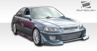 1999-2000 Honda Civic 4DR Duraflex Blits Body Kit - 4 Pieces