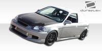 1999-2000 Honda Civic 4DR Duraflex C-1 Body Kit