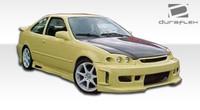 1999-2000 Honda Civic 4DR Duraflex Spyder Body Kit - 4 Pieces