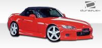 2000-2003 Honda S2000 Polyurethane Winner Body Kit - 5 Pieces