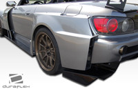 2000-2009 Honda S2000 Duraflex AM-S Wide Body Rear Fender Flares