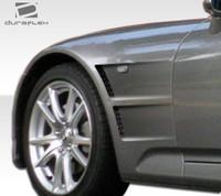 2000-2009 Honda S2000 Duraflex GT Concept Fenders - 2 Pieces
