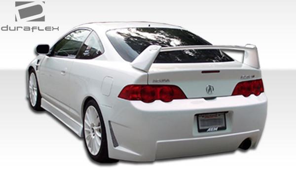 Furious Customs Acura RSX Duraflex B Body Kit - Acura rsx body kit