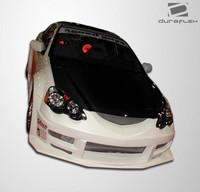 2002-2004 Acura RSX Duraflex GT300 Wide Body Body Kit - 8 Pieces