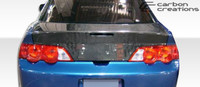 2002-2006 Acura RSX Carbon Creations Carbon Fiber OEM Trunk -
