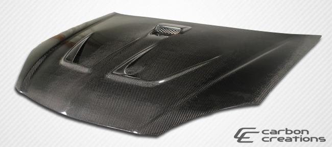 Furious Customs Acura RSX Carbon Creations Carbon Fiber - Acura rsx hood