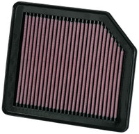 K&N Replacement Air Filter - Honda Civic 1.8L-L4; 2006-2011