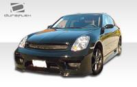 2003-2004 Infiniti G Sedan G35 Duraflex Sigma Body Kit - 4 Pieces