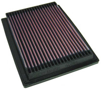 K&N Replacement Air Filter - Honda Civic Cx, Dx, Ex, Lx 1.6L L4 96-00