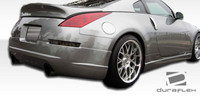 2003-2005 Nissan 350Z Wings Style Polyurethane Body Kit - 4 Pieces