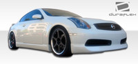 2003-2006 Infiniti G Coupe G35 Duraflex Wings Style Body Kit - 4 Pieces