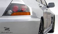 2003-2006 Mitsubishi Evolution 8 / Evolution 9 Duraflex GT500 Wide Body Rear Fender Flares and Door Caps