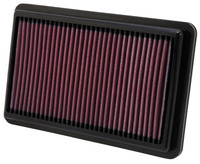 K&N Replacement Air Filter - Honda Civic Si 2.4L-L4; 2012